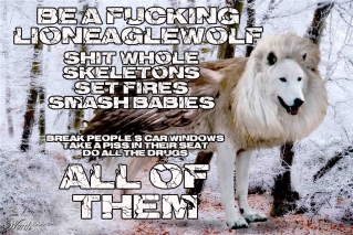 lioneaglewolf